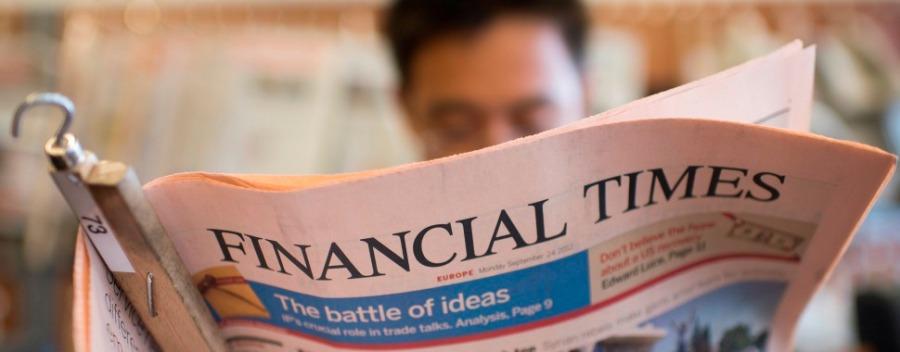 2015年版Financial TImes Global MBARanking
