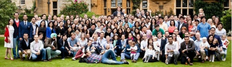 Cambridge MBA Class of 2013/2014
