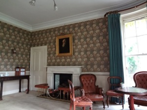 Coffee room, Darwin College