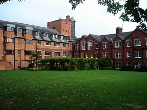 St Edmund's College, Cambridge